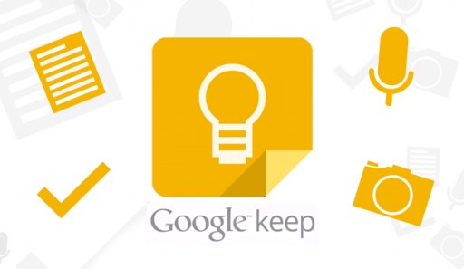 Google Keep: os post-its 2.0