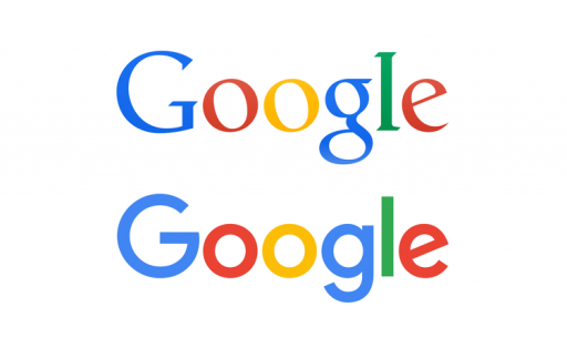 Novo logotipo do Google